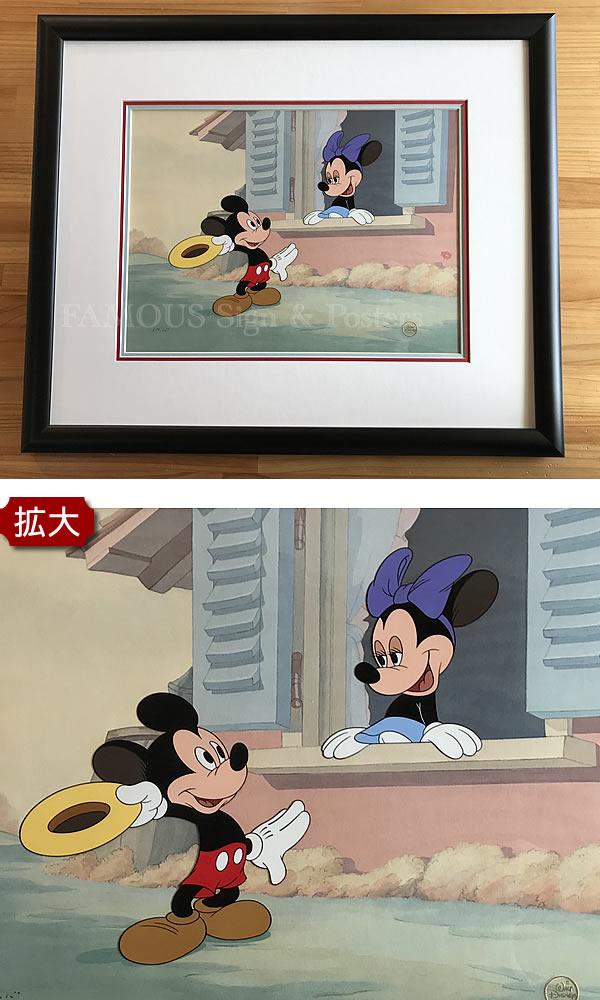 ミッキー マウス イラスト